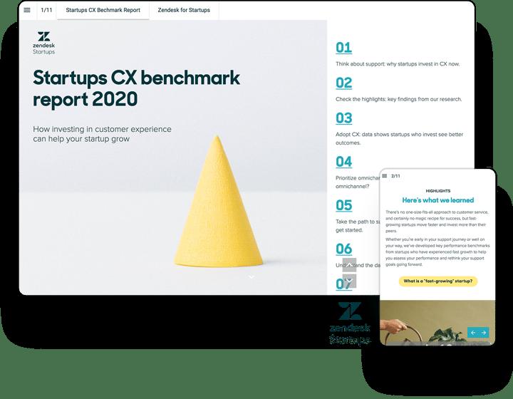 Zendesk customer experience example