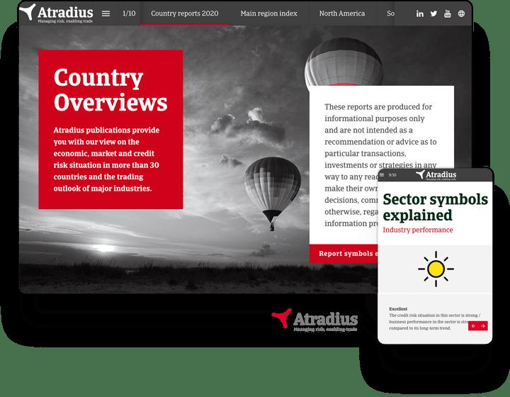customer example country report atradius