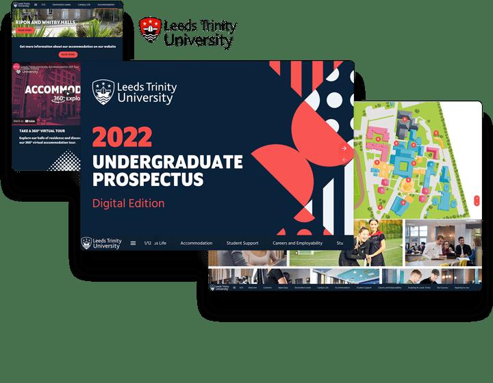 leeds trinity university interactive prospectus-guide