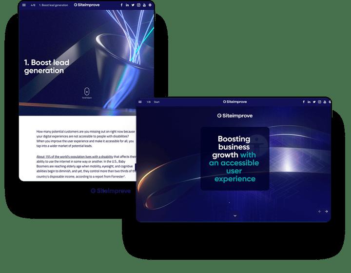 siteimprove accesibility ebook