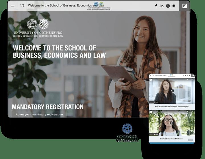 university-of-gothenbur-digital-brochure