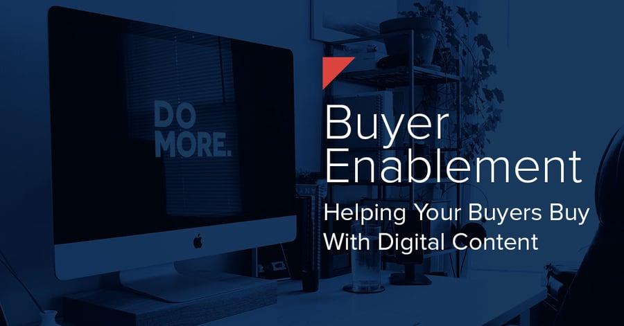 eBook | Buyer Enablement in 2020