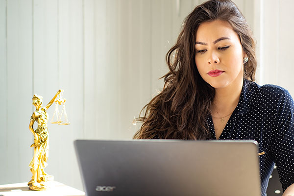 legale al computer