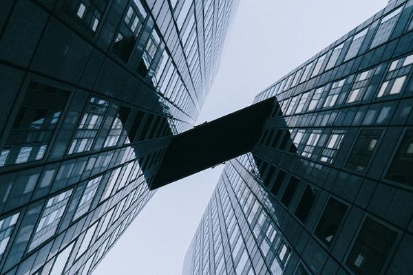 grattacieli e connettori