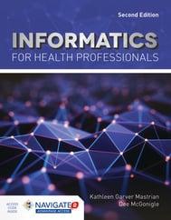 Health Informatics Text Cover