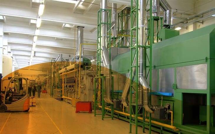 El sector de la fabricación y sus retos tecnológicos