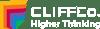 cliffco-logo-higher-thinking-white