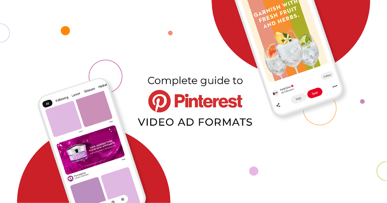 Pinterest Video Ad Formats