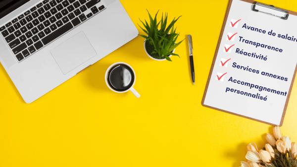 5 critères essentiels pour bien choisir sa société de portage salarial