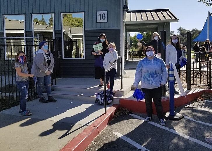 """Ravaged By Wildfire, CORE Butte Now Considered A """"Bright Spot"""" For Supporting Students' Wellbeing"""