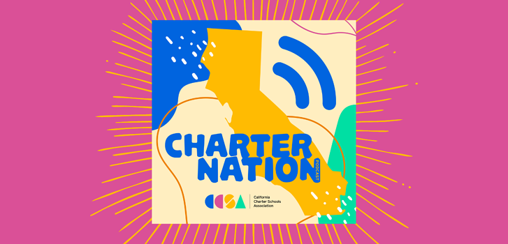 COMING SOON: CCSA's CharterNation Podcast Debuts Sept. 16