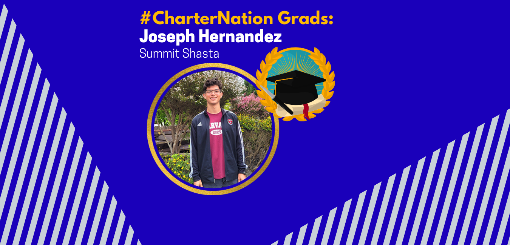 Class of 2021: Summit Shasta's Joseph Hernandez Is Harvard-Bound