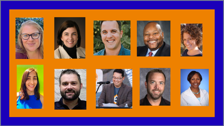 Meet the 10 New Charter School Leaders on CCSA's Member Council