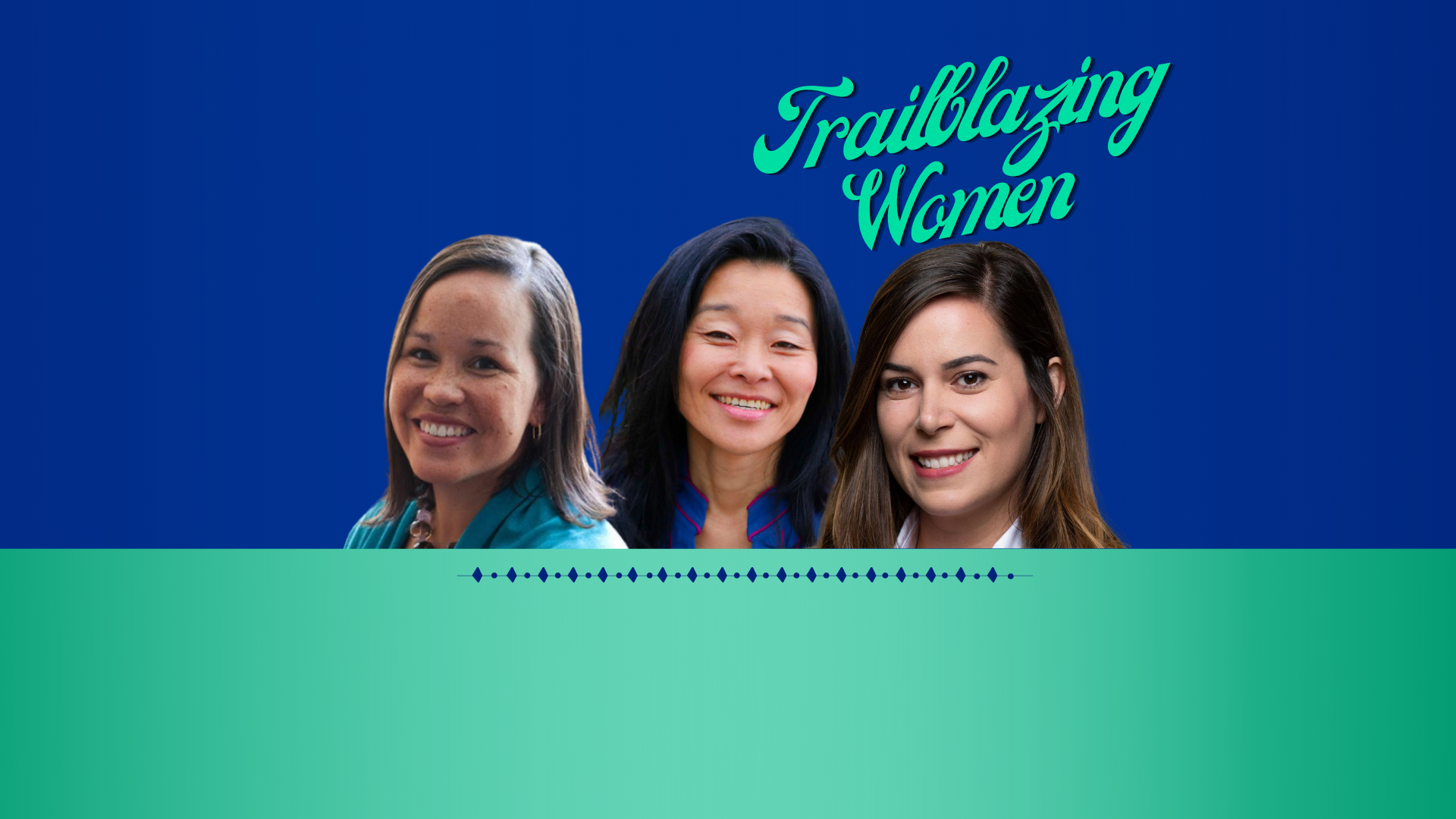 Five Trailblazing Women Making an Impact in Public Ed