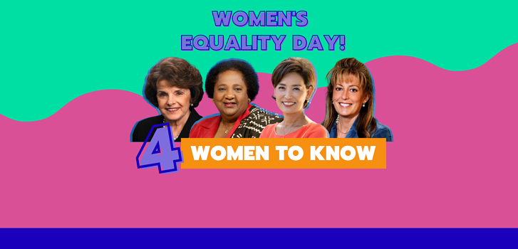 CCSA Celebrates Women's Equality Day
