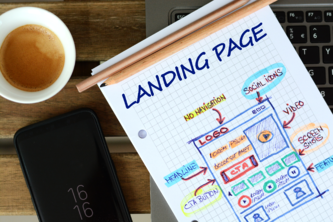How to Make a Landing Page that Converts Like Crazy