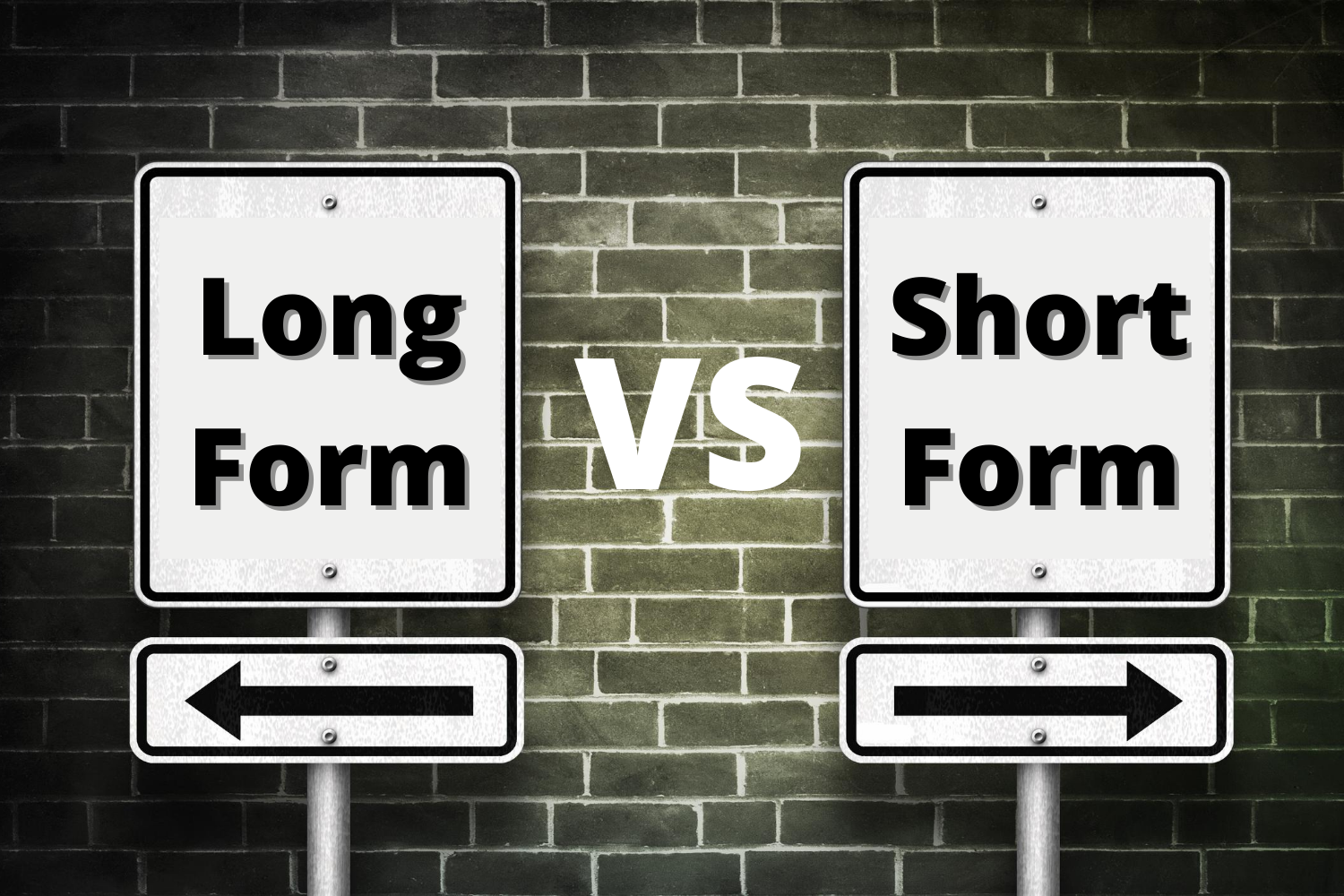 Long Vs Short Form Content: Which Is Better?