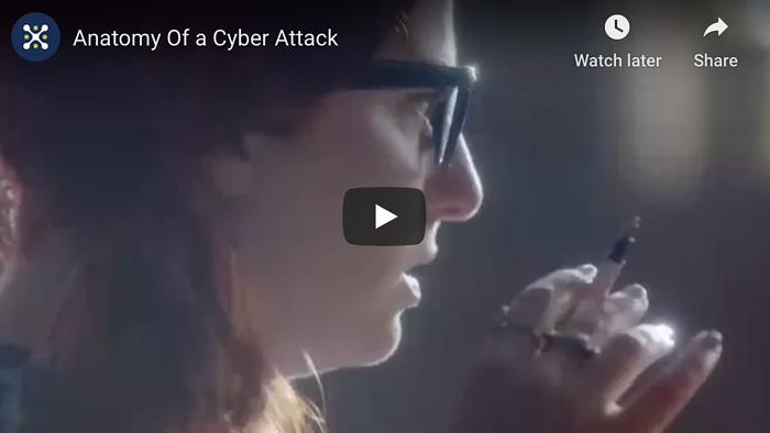 Anatomy Of a Cyber Attack [VIDEO]