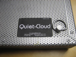 Industrial noise absorbing Quiet-Cloud