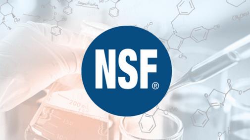 Que Significa la Certificación NSF?
