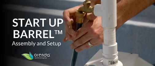 The Orenda Startup Barrel™ Assembly and Setup