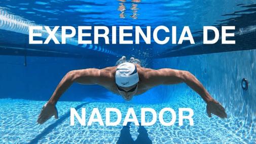 La Experiencia Orenda, Natación Profesional
