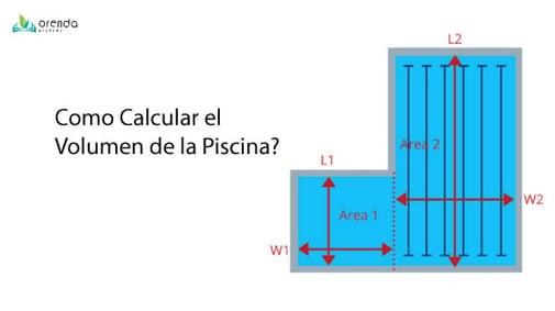 Cómo Calcular el Volumen de la Piscina