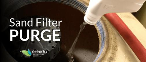 Sand Filter Purge