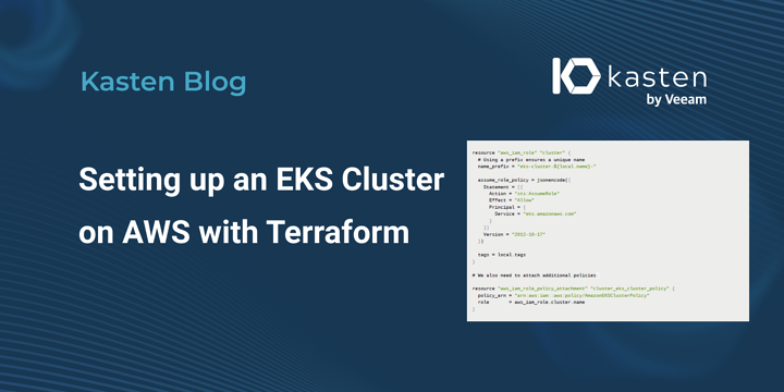Working with Kubernetes and Terraform Part 2: Hands-on - Deploying K8s with Terraform