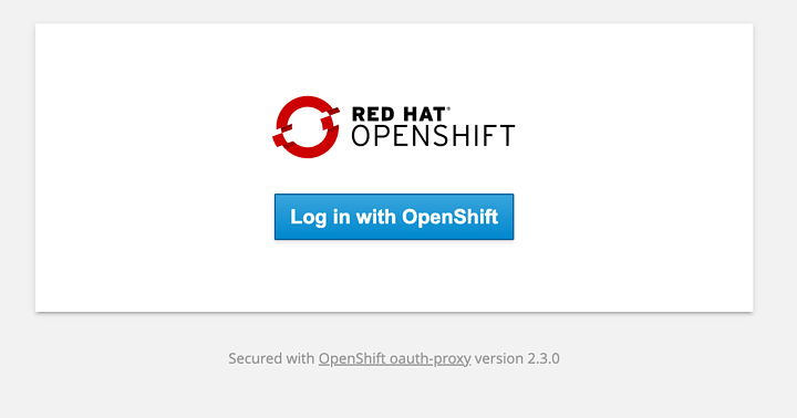 Deploying K10 with Red Hat OpenShift OAuth Proxy