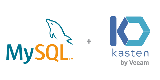 Kubernetes Backup and Restore for MySQL using Kasten K10