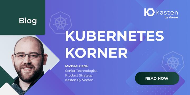 Welcome to Kubernetes Korner