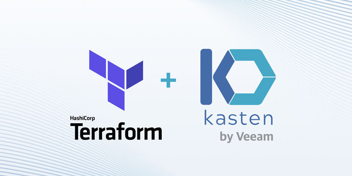 Working with Kubernetes and Terraform Part 3: Installing Kasten using Terraform