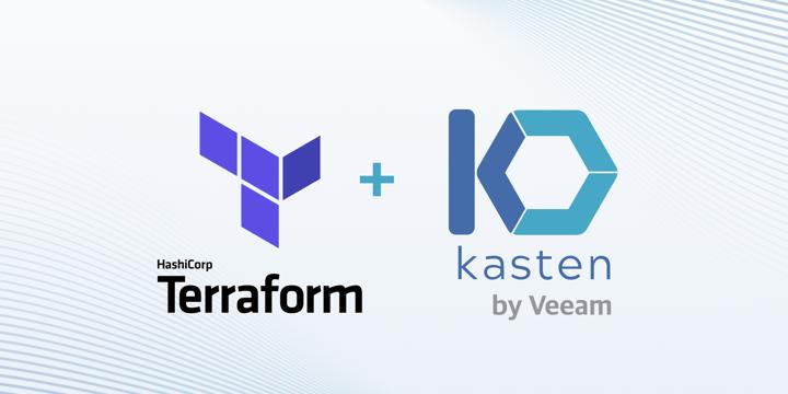 Working with Kubernetes and Terraform Part 3:Installing Kasten using Terraform