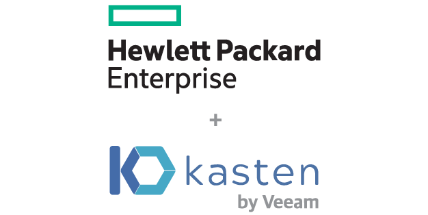 Kubernetes Backup and Recovery with HPE and Kasten by Veeam