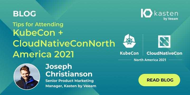 Tips for Attending KubeCon + CloudNativeCon North America 2021
