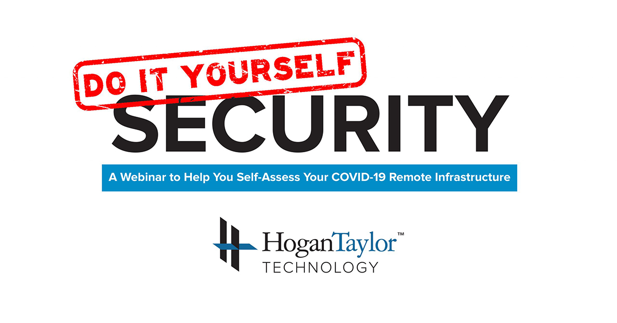 diy security webinar
