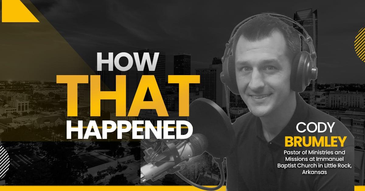 "Cody Brumley Immanual Baptist Church - ""How That Happened"""