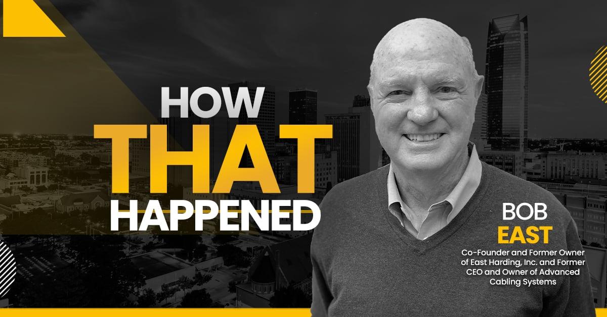 """Bob East East Harding Inc. - """"How That Happened"""""""