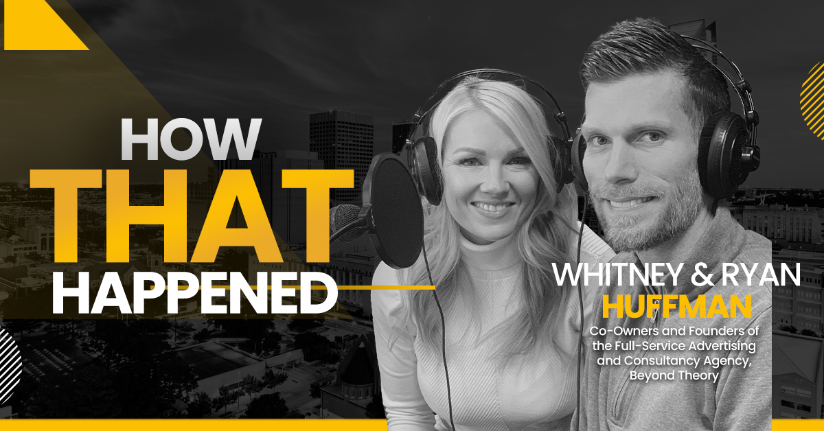"""Whitney and Ryan Huffman Beyond Theory - """"How That Happened"""""""