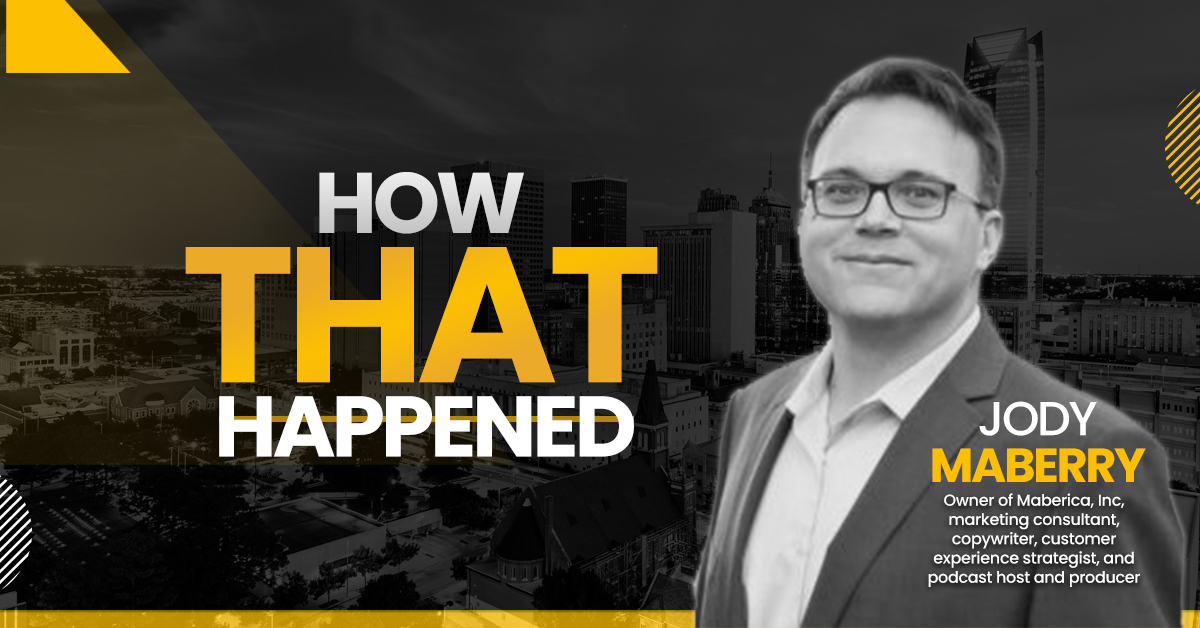 """Jody Maberry Maberica Inc. - """"How That Happened"""""""