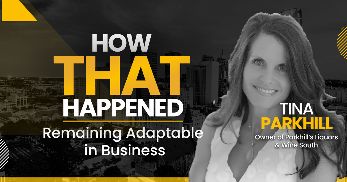 Tina Parkhill - Remaining Adaptable in Business