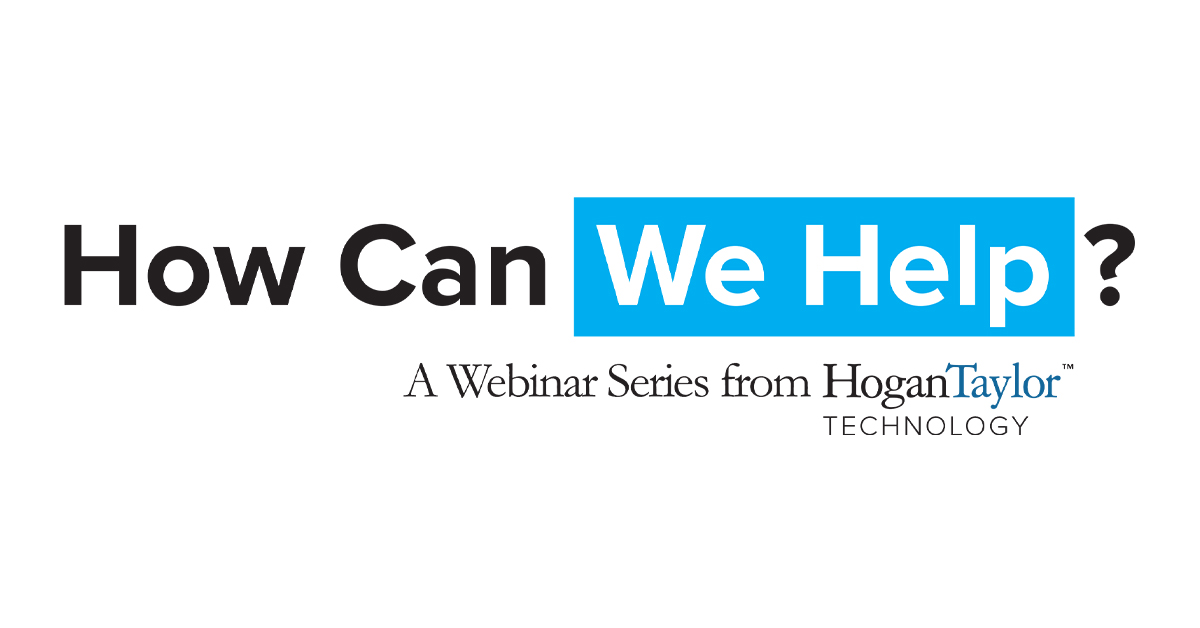 How Can We Help? Ep. 1