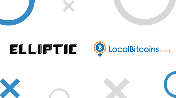 LocalBitcoins adopts Elliptic's blockchain monitoring solutions