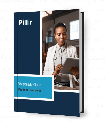 EdgeReady Cloud product overview book cover