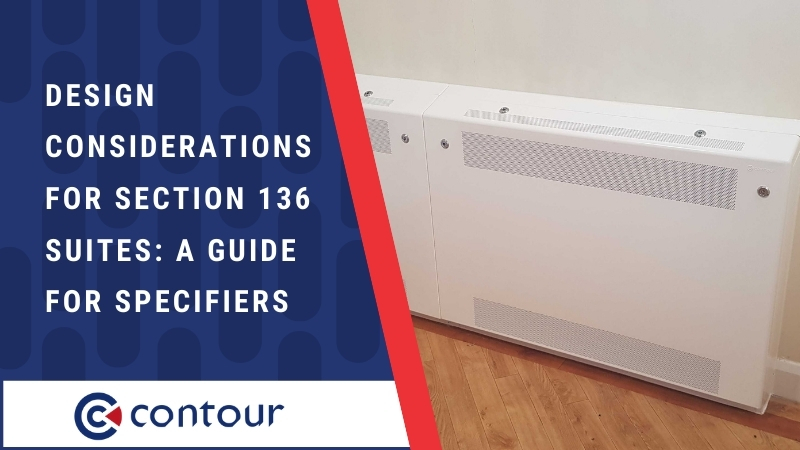Design Considerations For Section 136 Suites: A Guide For Specifiers