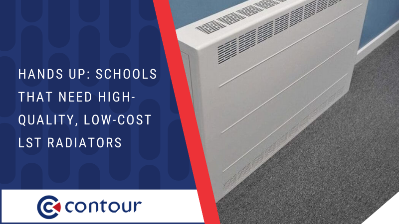 Hands Up: Schools That Need High-Quality, Low-Cost LST Radiators