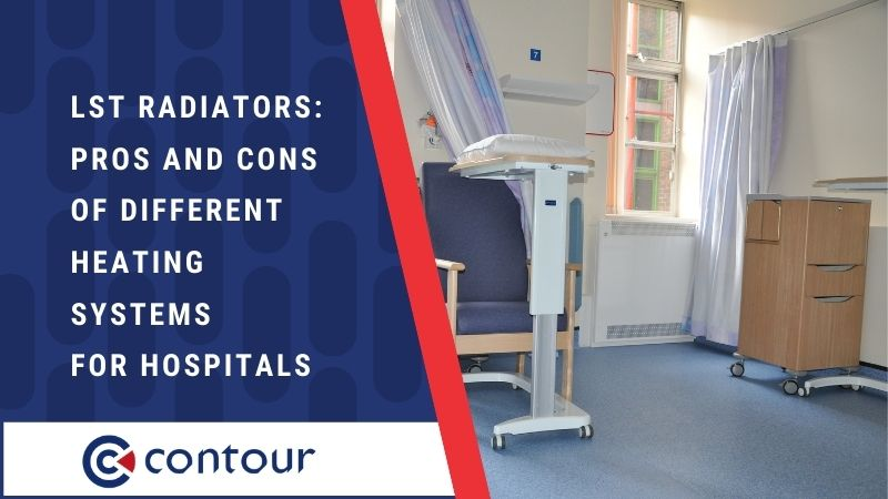 LST Radiators: Pros & Cons Of Different Heating Systems For Hospitals