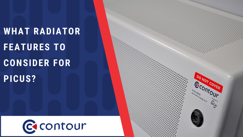 What Radiator Features To Consider For PICUs?