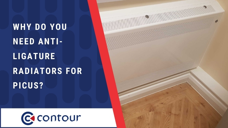 Why Do You Need Anti-Ligature Radiators For PICUs?